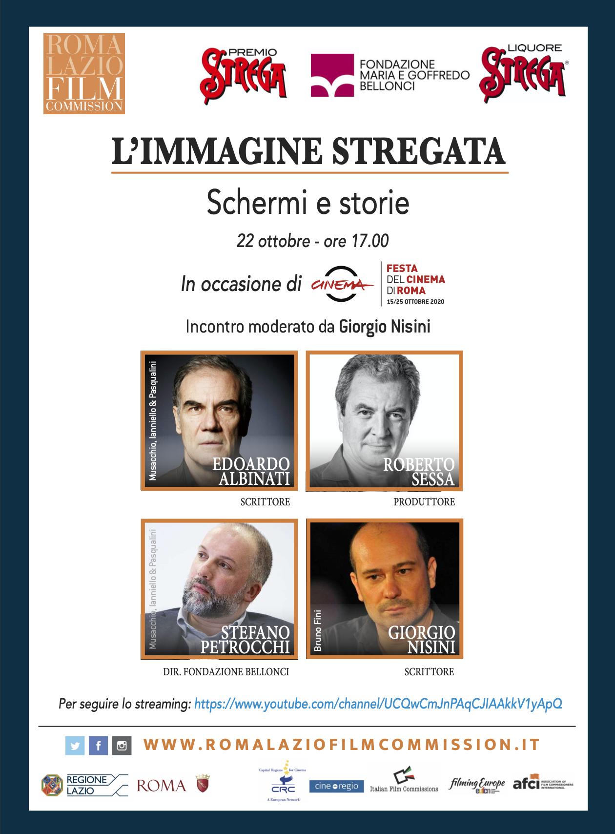 L'Immagine Stregata Schermi e storie