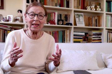 immagine per La Repubblica promuove lo sviluppo della cultura - Edith Bruck