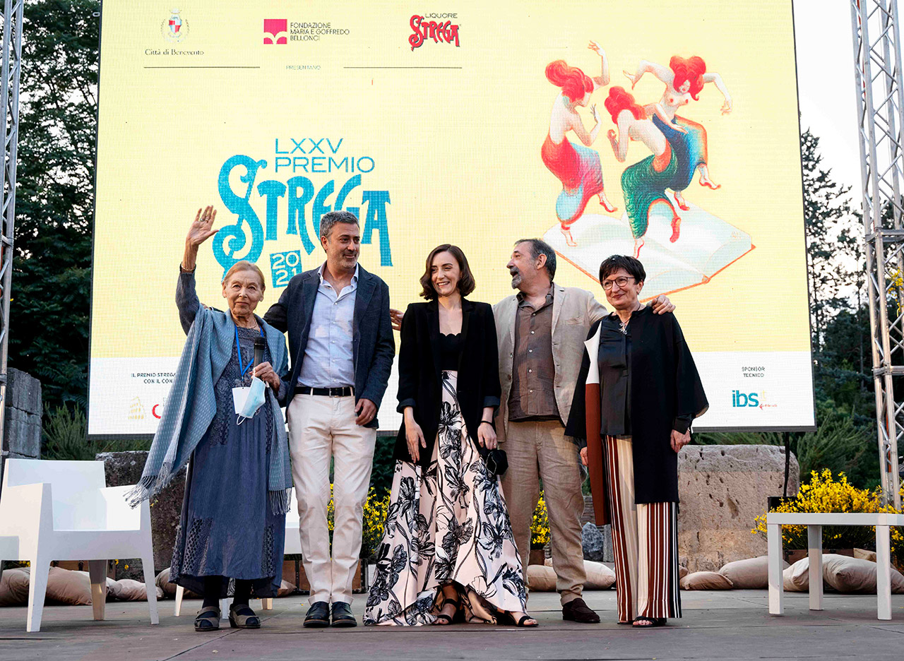 immagine per I finalisti del Premio Strega 2021 e il vincitore del Premio Strega Giovani 2021