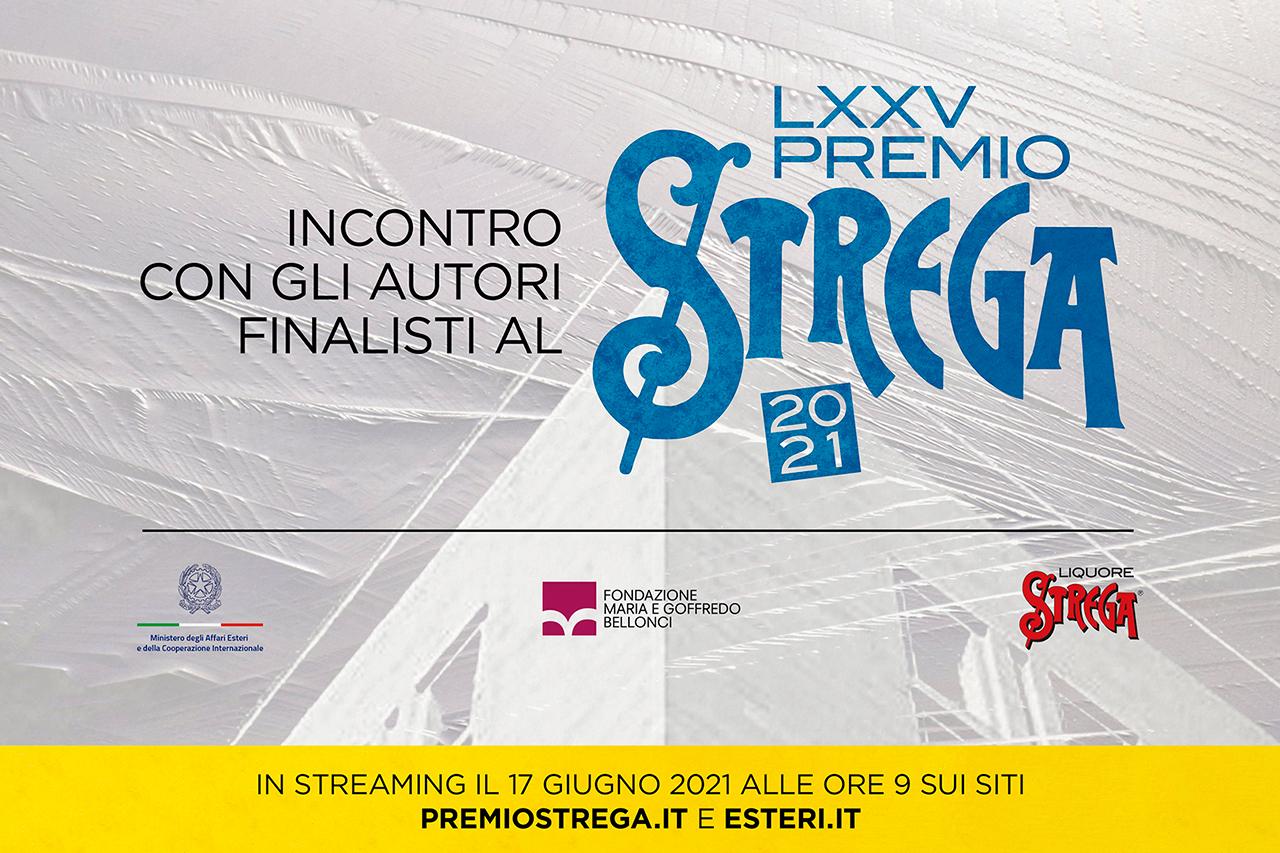 immagine per Il Premio Strega e gli Istituti Italiani di Cultura 17 giugno ore 9.00