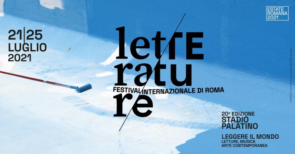 immagine per Al Festival letterature di Roma Emanuele Trevi
