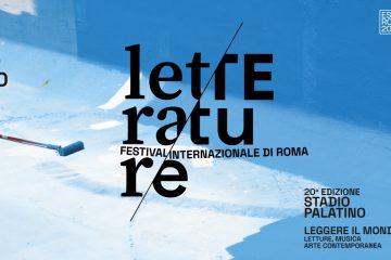 Al Festival letterature di Roma Emanuele Trevi