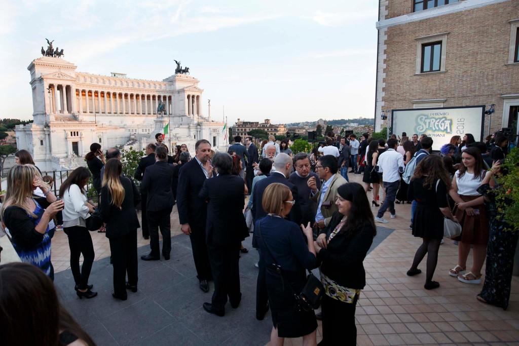 Festa in onore di Rossana Campo sulla splendida terrazza di CIVITA ...