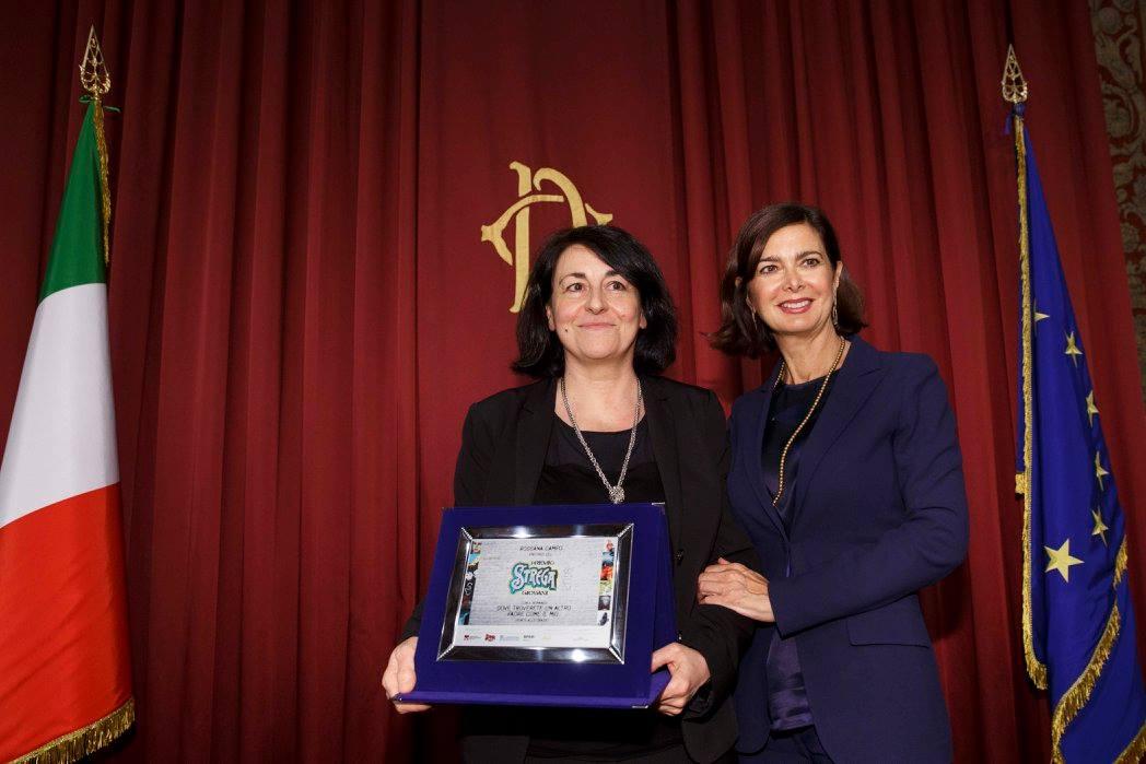 Rossana Campo, Premio Strega Giovani 2016