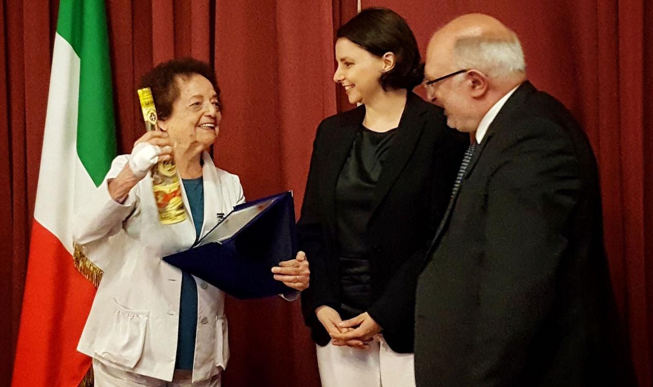 Premio Strega Giovani 2018 a Lia Levi